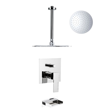 Nameeks TSF2264 Remer Tub and Shower Faucet