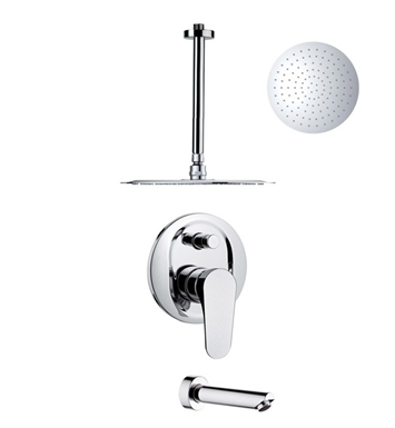 Nameeks TSF2266 Remer Tub and Shower Faucet
