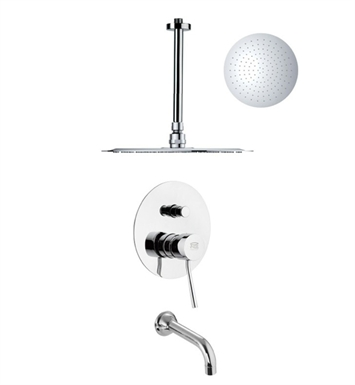 Nameeks TSF2268 Remer Tub and Shower Faucet