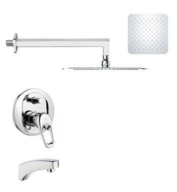 Nameeks TSF2276 Remer Tub and Shower Faucet
