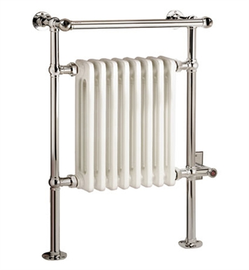 Myson EVR-1WH Dee Traditional Electric Towel Warmer With Finish: White