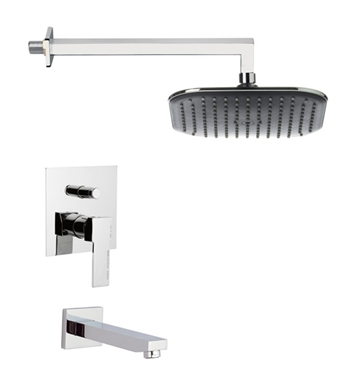 Nameeks TSF2280 Remer Tub and Shower Faucet