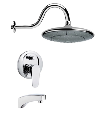 Nameeks TSF2284 Remer Tub and Shower Faucet
