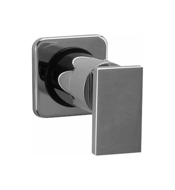 Graff G-8094-LM31S-SN Solar STAMPED Trim Plate with Handle With Finish: Steelnox (Satin Nickel)