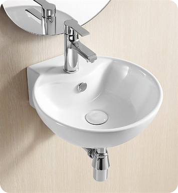 Nameeks CA4033 Caracalla Wall Mounted Bathroom Sink