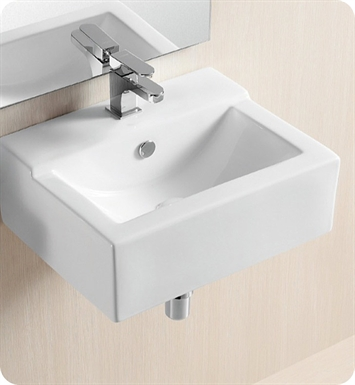 Nameeks CA4103C Caracalla Wall Mounted Vessel Bathroom Sink