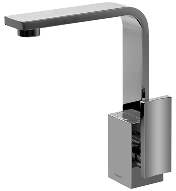 Graff G-3601-LM36-SN Targa Lavatory Faucet With Finish: Steelnox (Satin Nickel)