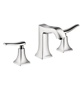 Hansgrohe 31073831 Metris C Widespread Faucet With Finish: Polished Nickel