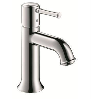 "Hansgrohe 14111001 Talis C 4"" Single Handle Deck Mounted Bathroom Faucet with Pop-Up Assembly With Finish: Chrome"