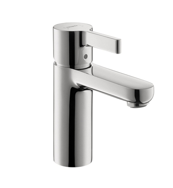 Hansgrohe 31060001 Metris S Single Hole Faucet With Finish: Chrome