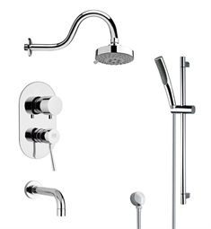 Nameeks Remer Tub and Shower Faucet TSR9105