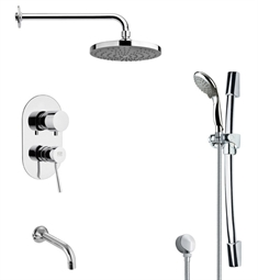 Nameeks Remer Tub and Shower Faucet TSR9166