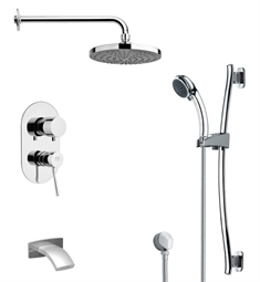 Nameeks TSR9167 Remer Tub and Shower Faucet