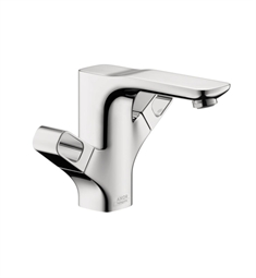 Hansgrohe Axor Urquiola 2 Handle Single Hole Faucet in Chrome Finish