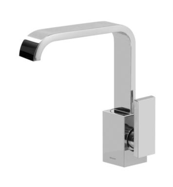 "Graff G-2301-LM31-PC Immersion 6 3/8"" Single Hole Bathroom Sink Faucet With Finish: Polished Chrome"