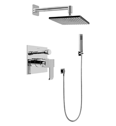 Graff G-7295-LM38S Contemporary Pressure Balancing Shower Set