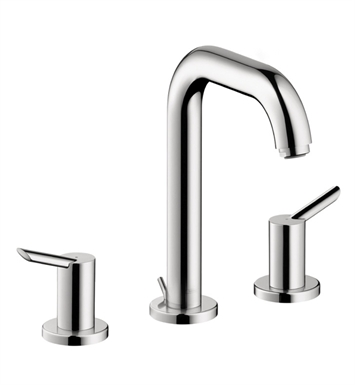 Hansgrohe 31730001 Focus S Widespread Faucet in Chrome
