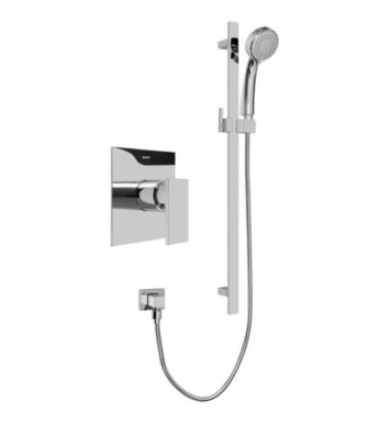 "Graff G-7246-LM31S Solar/Structure 27 3/4"" Contemporary Pressure Balancing Shower Set"