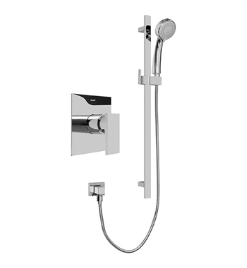 Graff G-7246-LM31S Contemporary Pressure Balancing Shower Set