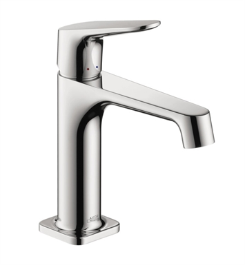 Hansgrohe 34010001 Axor Citterio M Single Hole Faucet With Finish: Chrome