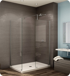 Fleurco Evolution 5' Walk in Shower Shield V56310