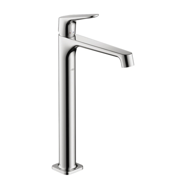 Hansgrohe 34120001 Axor Citterio M Single Hole Faucet,Tall With Finish: Chrome