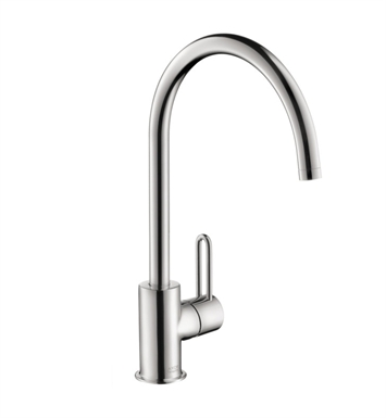 Hansgrohe 38030 Axor Uno Single Hole Faucet, High Spout