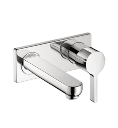 Hansgrohe Metris S Wall Mounted Single Handle Faucet Trim