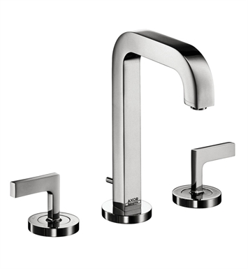 Hansgrohe 39135001 Axor Citterio Widespread Faucet with Lever Handles With Finish: Chrome