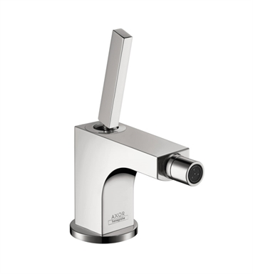 Hansgrohe 39210821 Axor Citterio Single Hole Bidet Faucet With Finish: Brushed Nickel