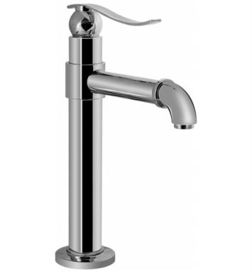 "Graff G-2107-LM20-SN Bali 8 1/4"" Single Hole Bathroom Sink Faucet With Finish: Steelnox (Satin Nickel)"