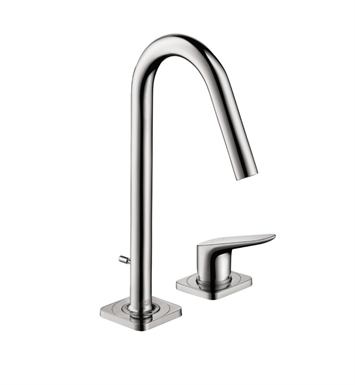 Hansgrohe 34132821 Axor Citterio M Single Handle 2 Hole Faucet With Finish: Brushed Nickel