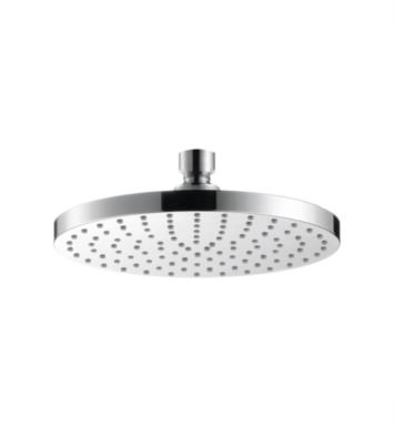 "Hansgrohe 28484821 Axor Downpour 180 6 7/8"" Wall Mount Round 1-Jet Showerhead With Finish: Brushed Nickel"