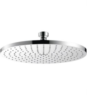 "Hansgrohe 28494821 Axor Downpour 240 9 1/2"" Wall Mount Round 1-Jet Showerhead With Finish: Brushed Nickel"