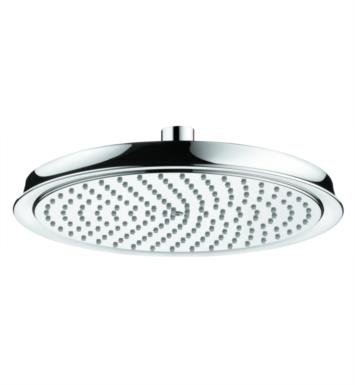 "Hansgrohe 28427831 Raindance C 240 10 5/8"" Wall Mount Round 1-Jet Showerhead With Finish: Polished Nickel"