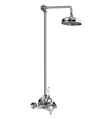 Graff CD1.02 Exposed Thermostatic Shower System