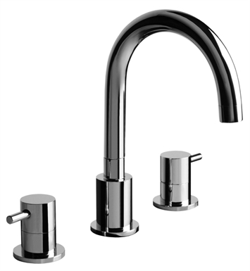 Graff G-6150-LM37B-SN M.E. Roman Tub Faucet With Finish: Steelnox (Satin Nickel)