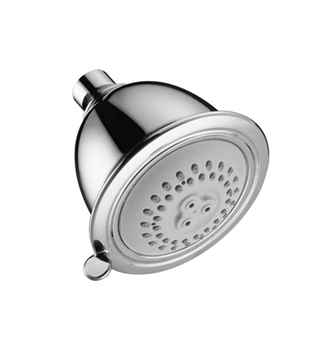 Hansgrohe 06126930 Croma C 75 2 Jet Showerhead With Finish: Polished Brass