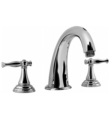 Graff G-2450-LM22-PC Lauren Roman Tub Faucet With Finish: Polished Chrome