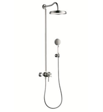 "Hansgrohe 16570 Axor Montreux 16 7/8"" Shower Set with Showerhead and Handshower"