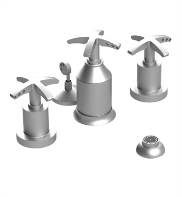 Rubinet 6DLAL LaSalle Pressure Balance Bidet Fittings with Spray, Diverter with Built-In Vacuum Breaker & Pop-Up Assembly