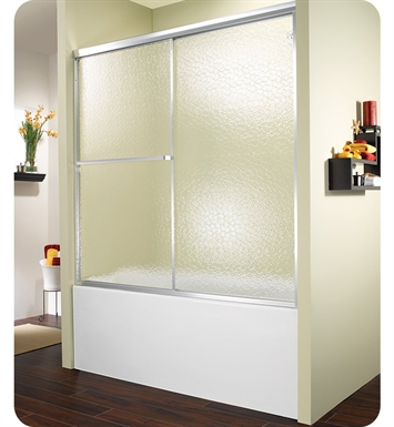 Fleurco FPT60-11-90 Signature Salina Sliding Tub Enclosure