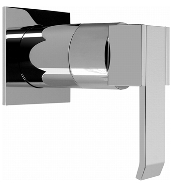 Graff G-8095-LM38S-PN Stop Volume Control Valve Trim with Handle With Finish: Polished Nickel