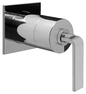Graff G-8095-LM40S-PC Stop Volume Control Valve Trim with Handle With Finish: Polished Chrome