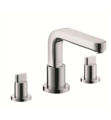 "Hansgrohe 31436 Metris S 6 3/4"" Three Hole Widespread/Deck Mounted Roman Tub Set Trim with Full Handle"