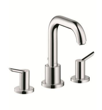 Hansgrohe 31732001 Focus S 6 1/8 Three Hole Widespread/Deck Mounted Roman Tub Set Trim in Chrome