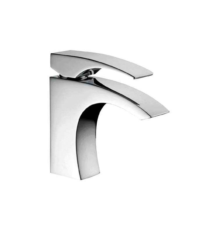 ALFI Brand AB1586-BN Brushed Nickel Single Lever Bathroom Faucet