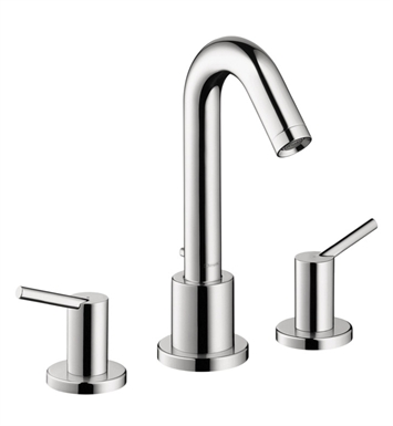 Hansgrohe 32313821 Talis S 3 Hole Roman Tub Set Trim With Finish: Brushed Nickel