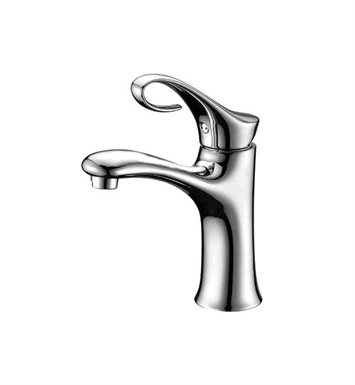 ALFI Brand AB1295-PC Polished Chrome Single Lever Bathroom Faucet