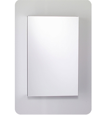 "Robern MC2030D411RE2 M Series 19 1/4"" Wide x 4"" Deep Customizable Cabinet With Cabinet Hinge: Right And Electrical Option: Electrical outlet with Interior Light And Style and Color: Tinted Gray Mirror <strong>(USUALLY SHIPS IN 2-3 WEEKS)</strong>"